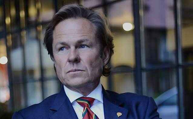 David Krajný je douhodobě-úspěšný podnikatel